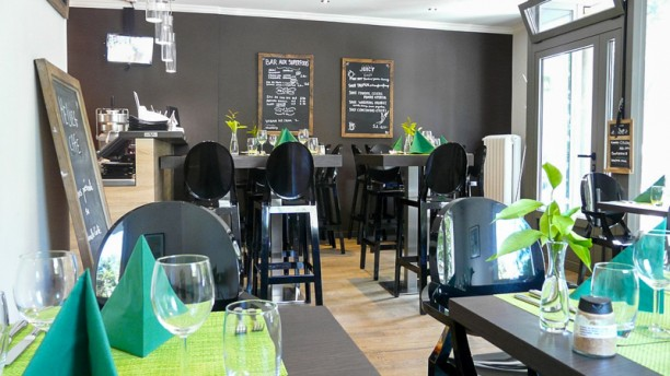 Helveg Café salle