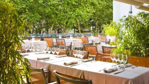 Restaurante attic en barcelona ciutat vella plaza catalu a men opiniones precios y reserva - Restaurante attic barcelona ...