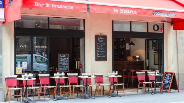 Restaurant le bistrot tocqueville paris 75017 ternes - Restaurant le congres paris porte maillot ...