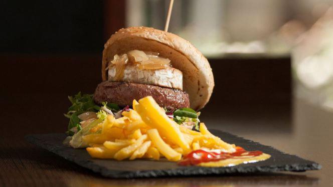 burger - Aderezo 37, Madrid