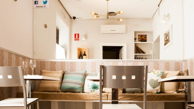 Vista sala - Aderezo 37, Madrid