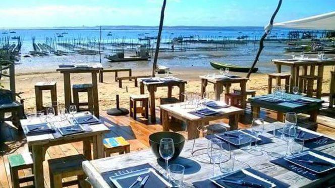 Cabane 171 - Restaurant - Lège-Cap-Ferret