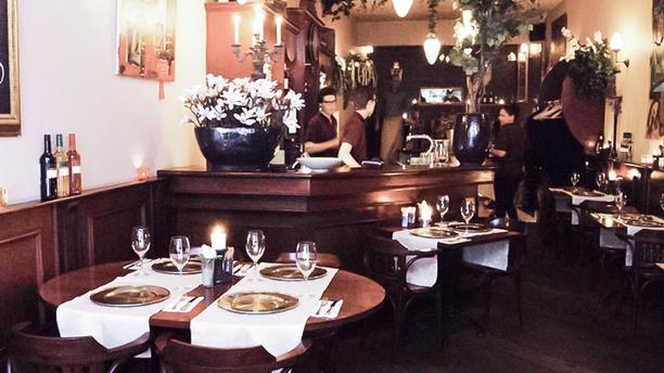 Al Mundo restaurantzaal