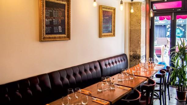 Restaurant La Basilicata Paris