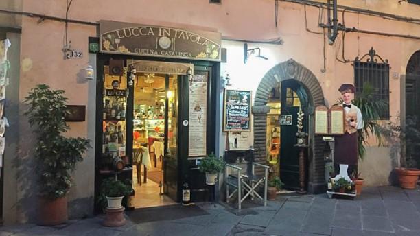 Lucca in Tavola Esterno