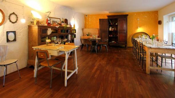 A Casa Eatery Sala del ristorante
