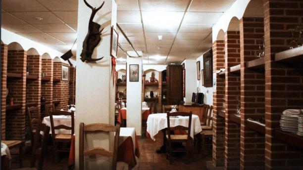 Taberna Ibérica El restaurante