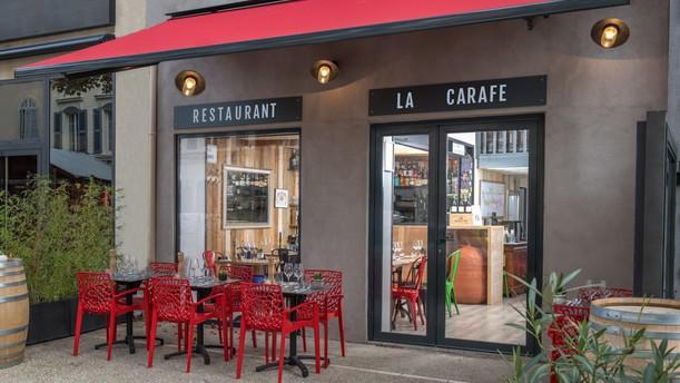 La carafe restaurant 65 cours camille pelletan 13300 salon de provence adresse horaire - Ibis salon de provence sud ...