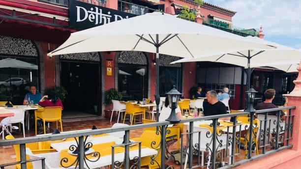 Delhi Darbar - Puerto de la Cruz Terraza