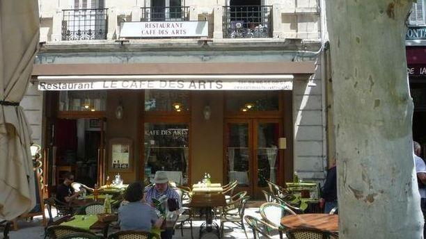 Le caf des arts in salon de provence restaurant reviews - Restaurant le bureau salon de provence ...