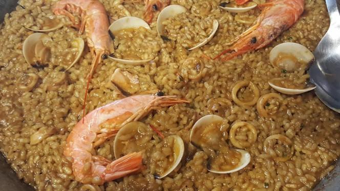 Sugerencia de plato - La Nova Font Vella,
