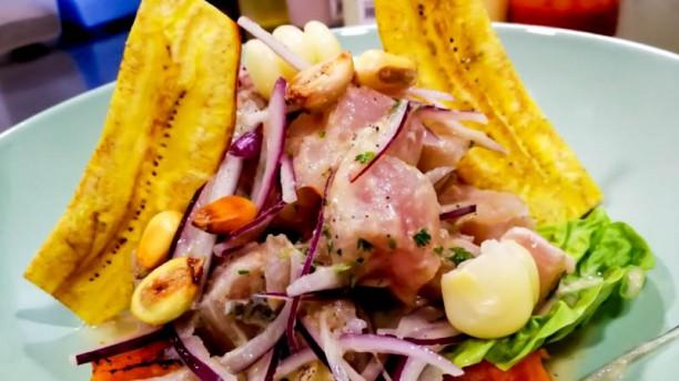 Sacsay Perú Sugerencia del chef