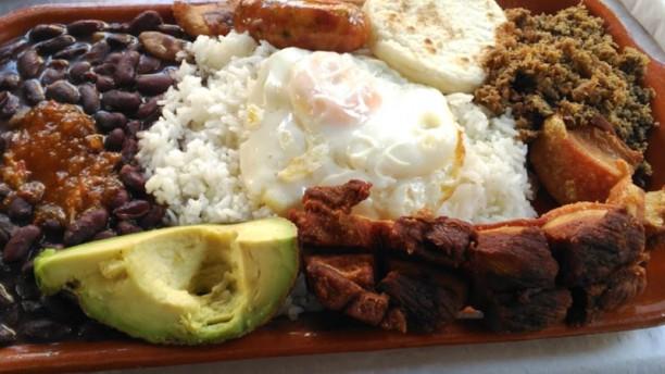 Sabor Latino Sugerencia de plato