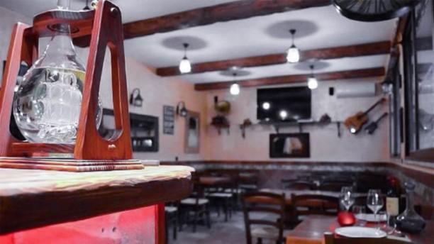 Interno 7 Food and Drink La sala