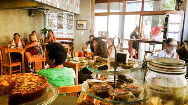 Gaia Art & Café sala