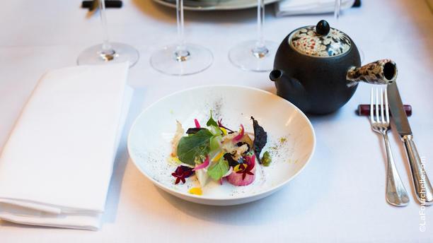 cobéa - philippe bélissent in paris - restaurant reviews, menu and ... - Composer Cuisine En Ligne