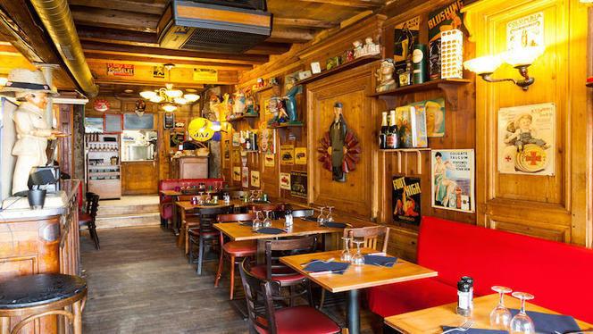 Au P'tit Zinc - Restaurant - Lyon