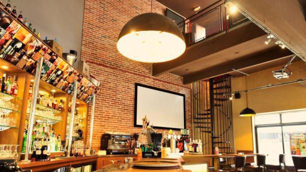 Brasserie L'Effervescence Le bar