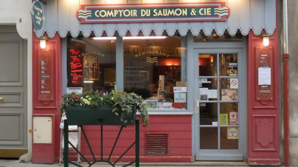 Comptoir du Saumon Devanture