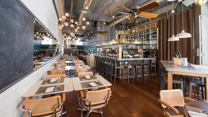 Sala del restaurante - Coma, Porto