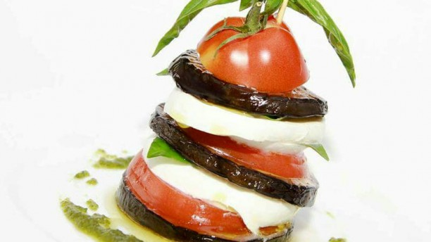 Wok International Liu Caprese