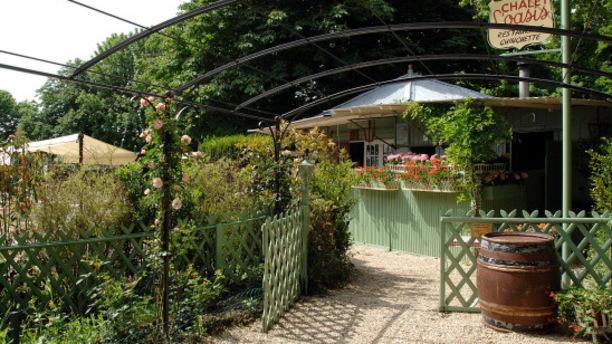 Restaurant L Oasis  Ef Bf Bd Saint Cloud En