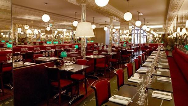 Brasserie Thoumieux Salle