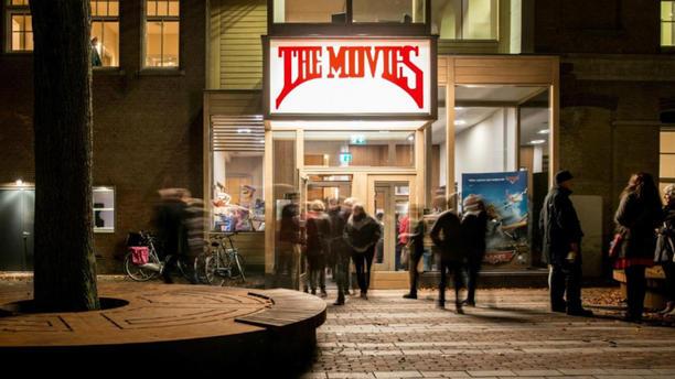 The Movies Dordrecht Ingang