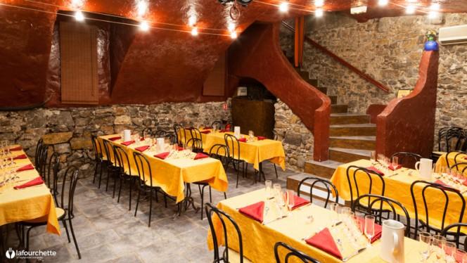 Cabaret L'Âne Rouge - Restaurant - Lyon
