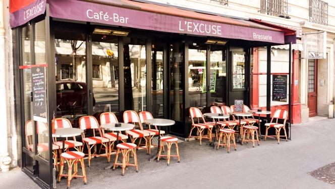 L'Excuse - Restaurant - Paris