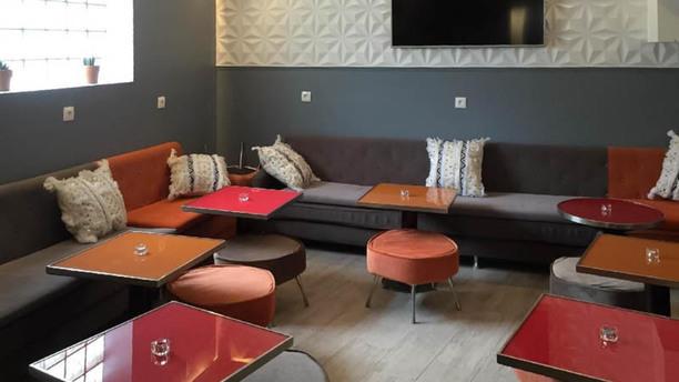 Le M Café Vue de la salle