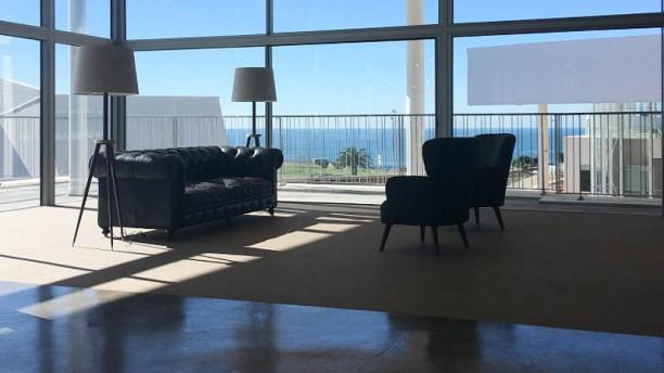 Azure Vista da sala
