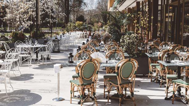 Brasserie Parislongchamp In Paris Restaurant Reviews Menu