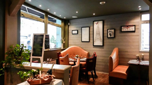 L 39 cume restaurant 28 rue du grand faubourg 28000 - Horaire carrefour chartres ...