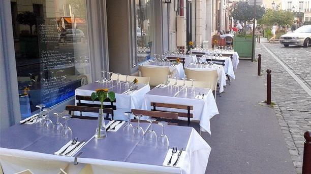 Chez Renaud La terrasse renaud