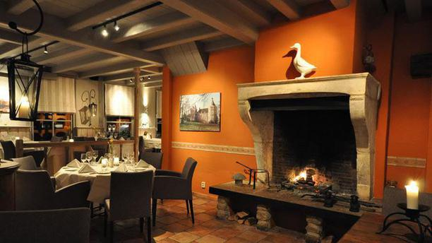 De Witte Gans het restaurant
