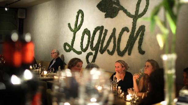 Restaurant Logisch Restaurantzaal