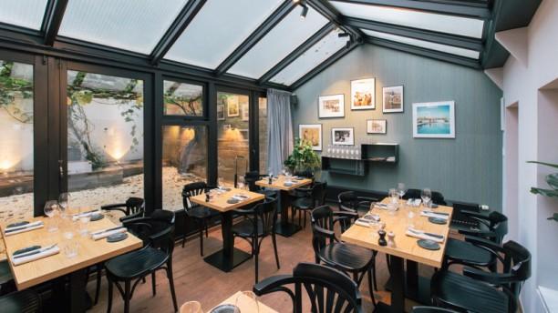 Arles Het restaurant