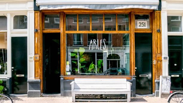 Arles Ingang
