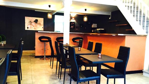 Steak House & Burgers vue de la salle