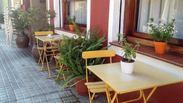 Casa Carmina Vista terraza
