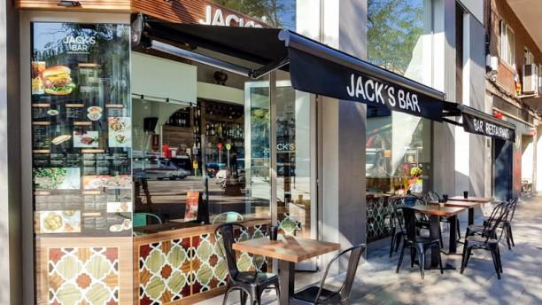Jack's Bar Entrada