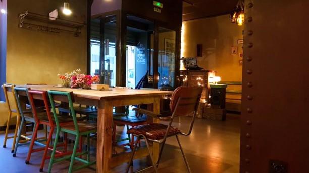 ELViENTo Bar Sala del restaurante