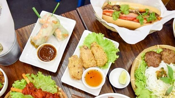 Little Saigon Culinária Vietnamita Sugestão do chef