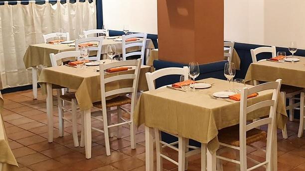 Rione Latino Vista sala