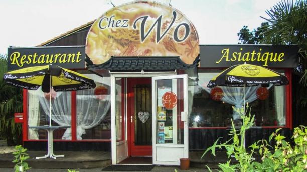 Chez Wo exterieur