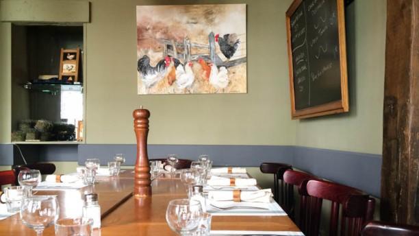 Restaurant bistrot des viandes paris 75017 ternes - Auberge dab porte maillot restaurant ...