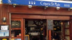 Crêperie de Saint-Malo
