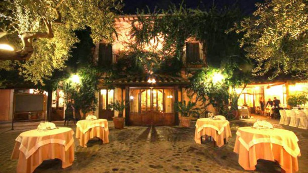 Antico Casale La Carovana in Rome - Restaurant Reviews ...