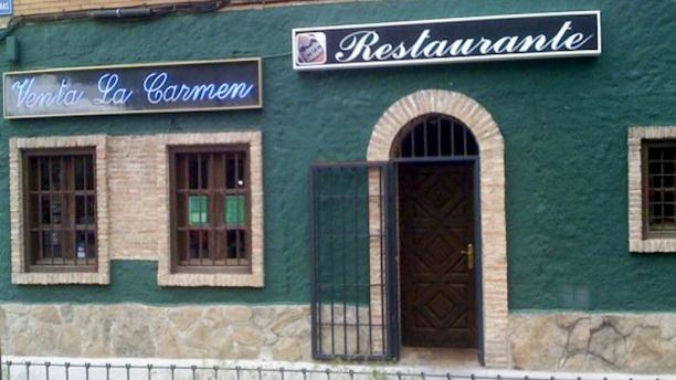 Venta La Carmen Vista fachada